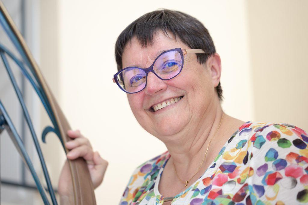 Marie-José Voisine - Conseillère en orientation scolaire Angers -2
